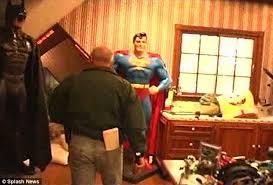 michael jackson super heros